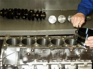 Ремонт двигателя3